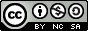 創用CC「姓名標示─非商業性─相同方式分享」圖示