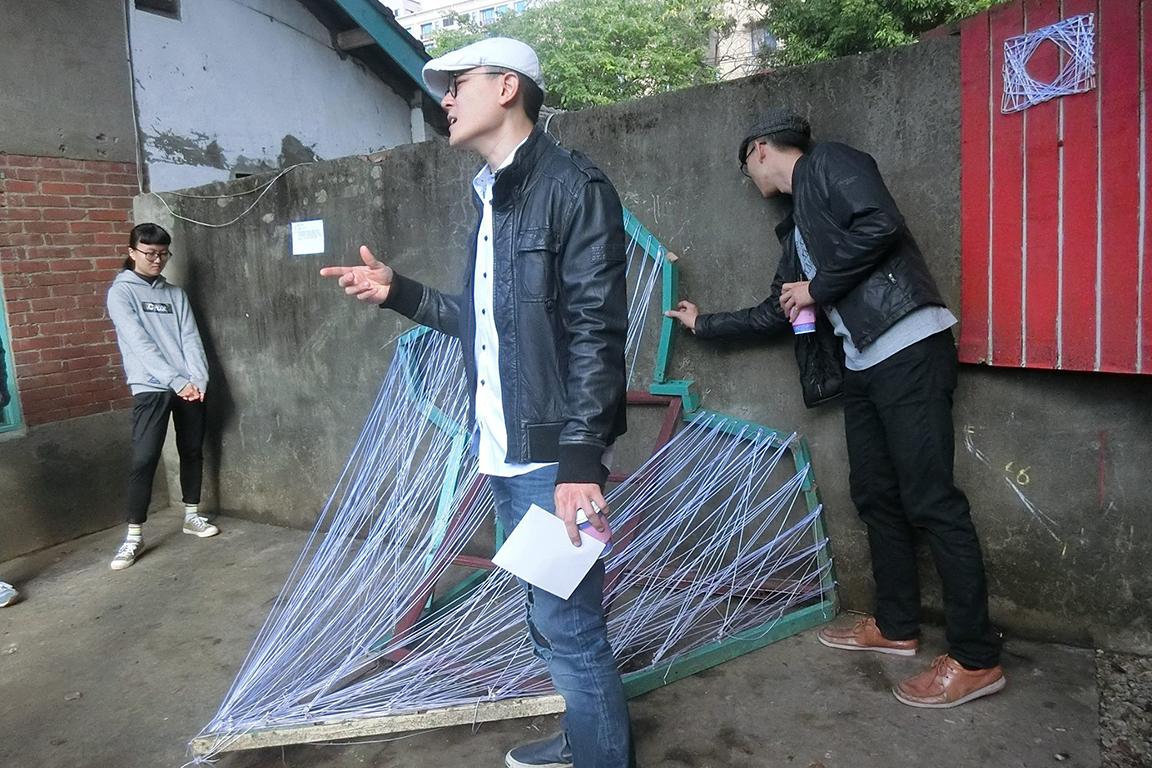 元智大學藝術與設計系現地創作展【眷念】展覽作品導覽