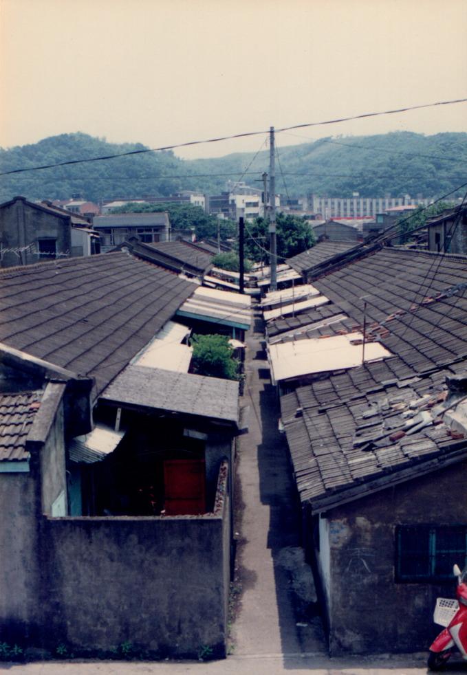 陸光三村街景照