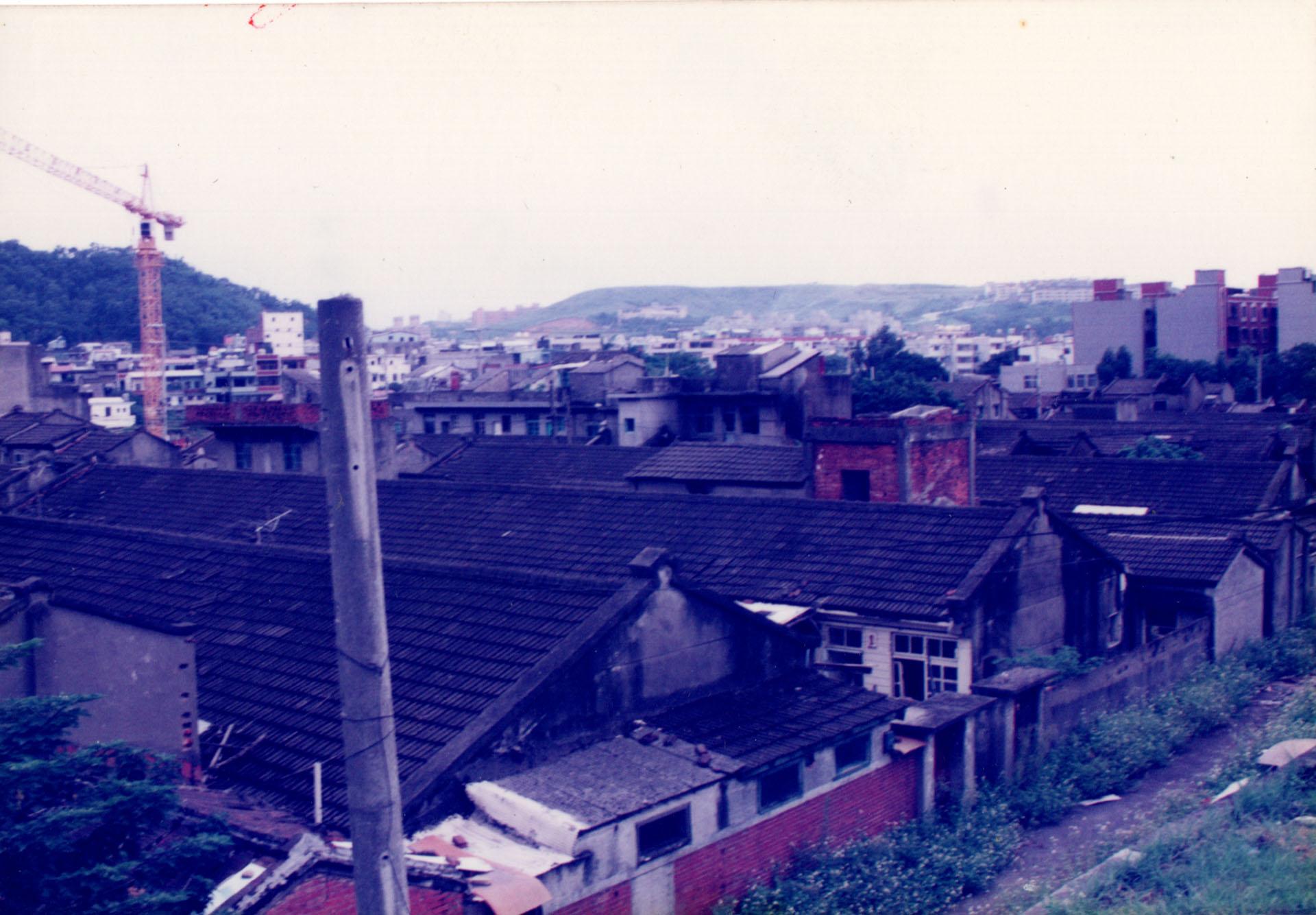 陸光三村改建前紀錄照片