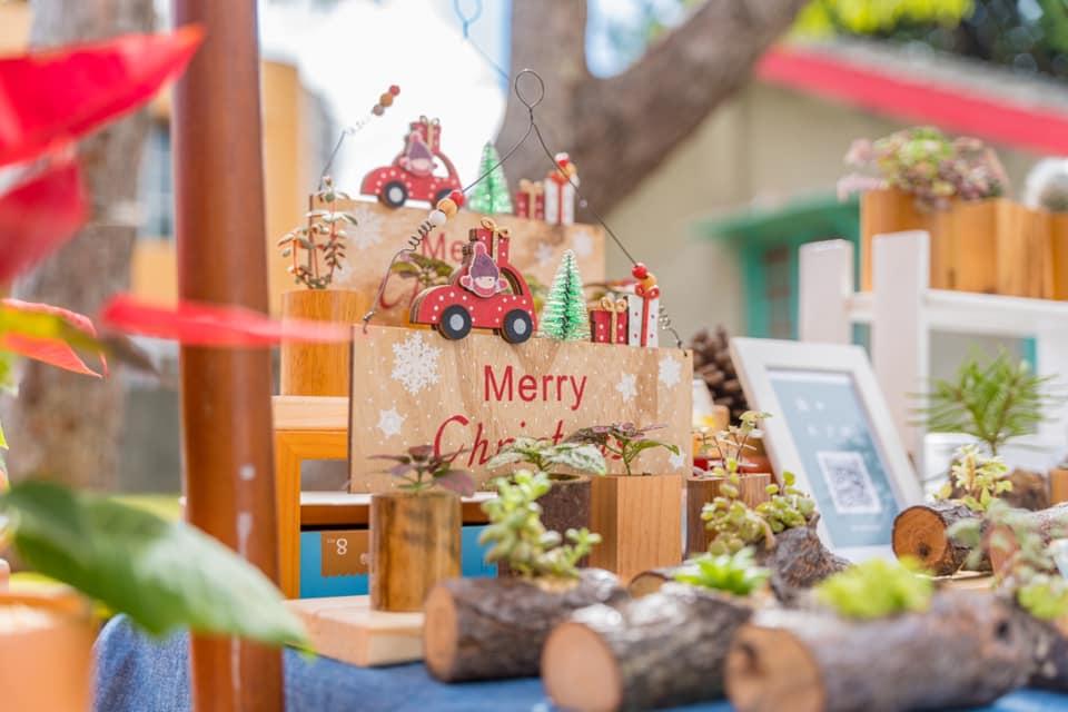 十二月馬村過聖誕市集